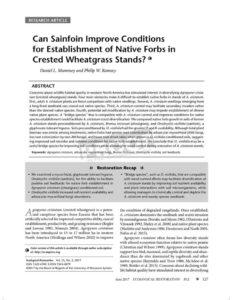 MPG-Sainfoin-Paper