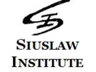 Siuslaw Institute