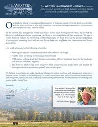 WLA 2017 Policy Agenda
