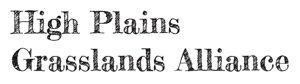 high plains grassland alliance