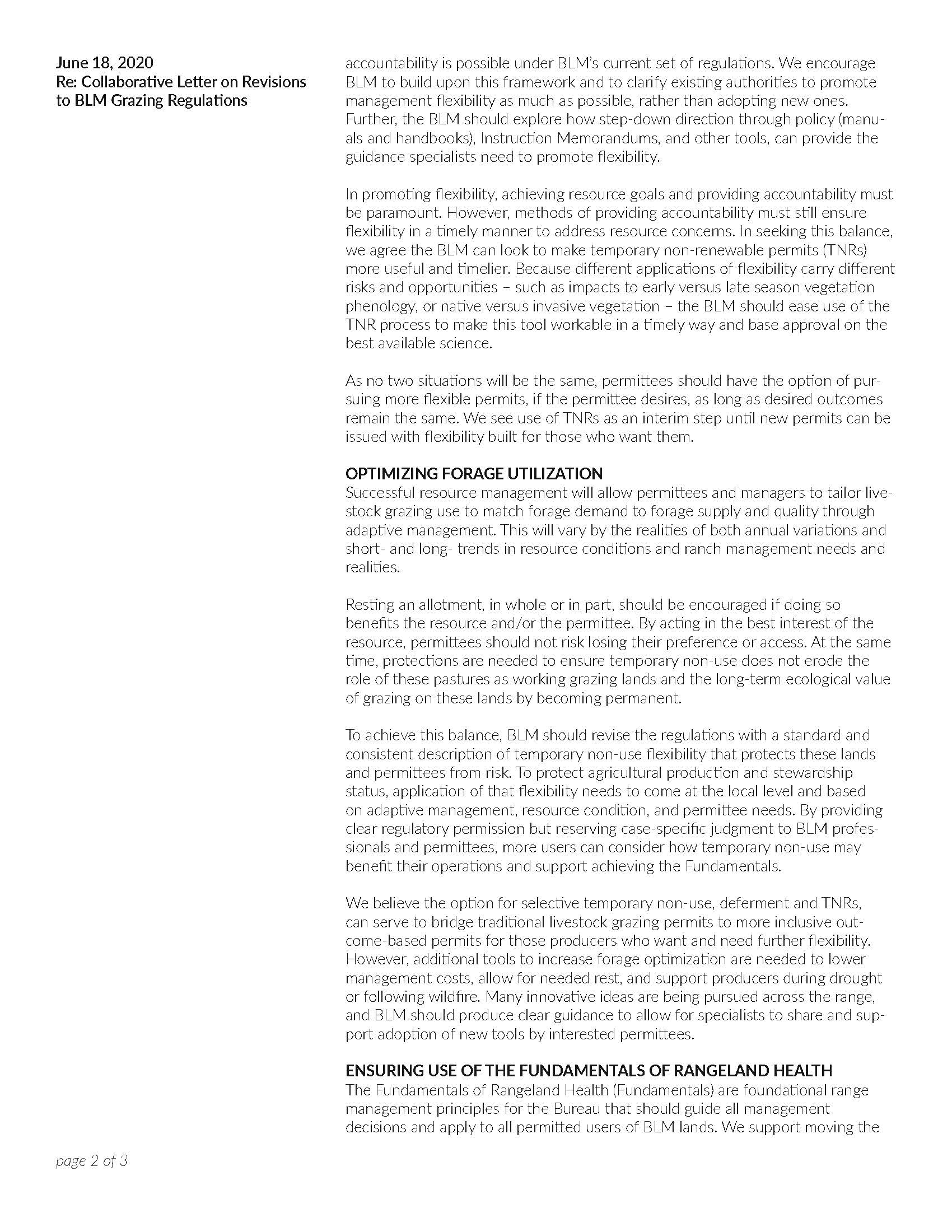 Collaborative Letter on Revisions to BLM Grazing Regulations.vF.061820_Page_2