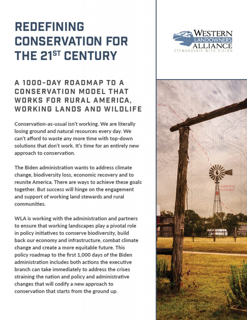 2021_Redefining Conservation for the 21st Century COVER
