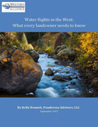 2017 Water Rights