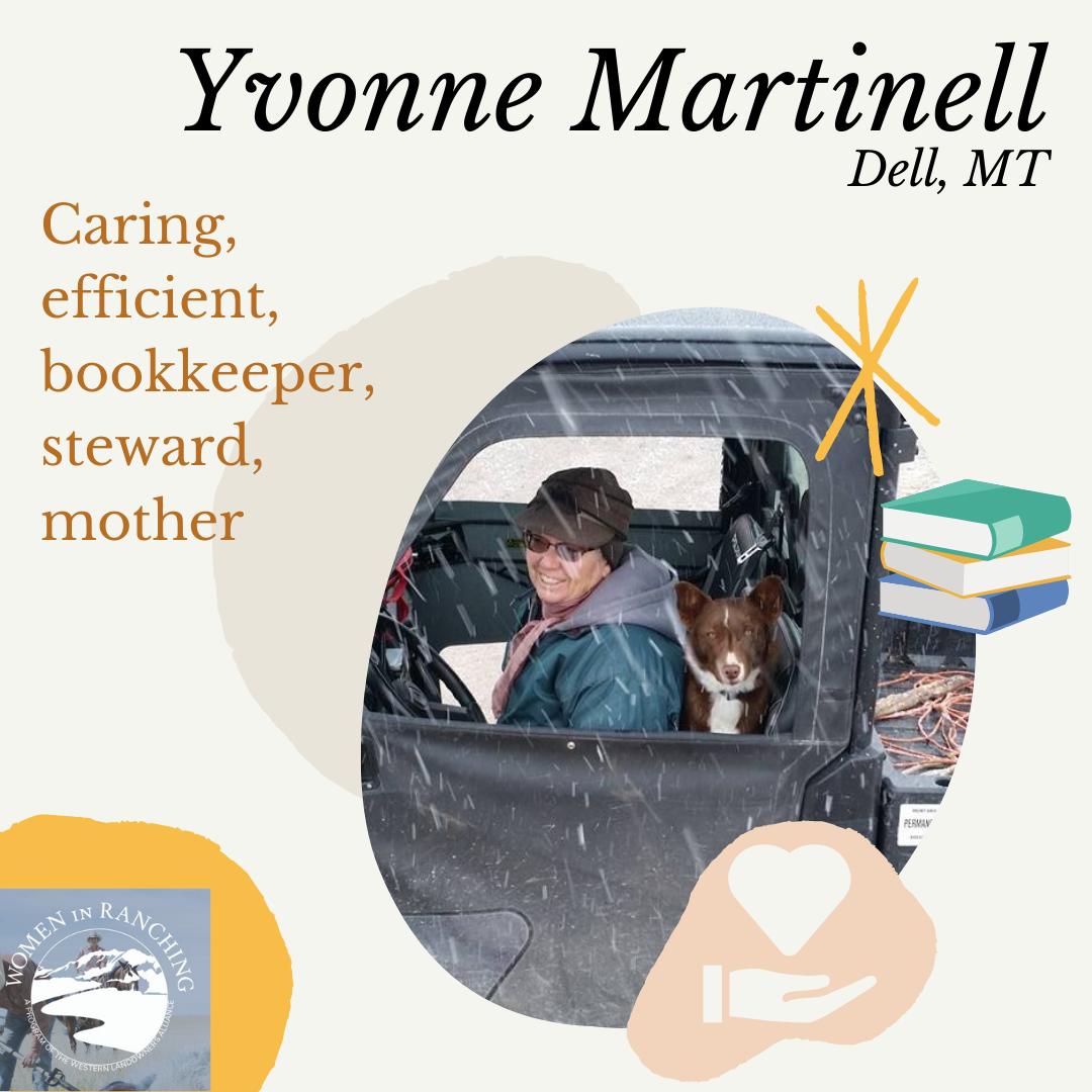 Yvonne Martinell